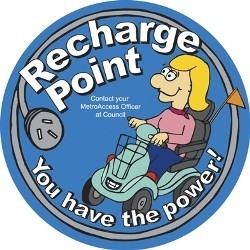 Recharge Point Logo
